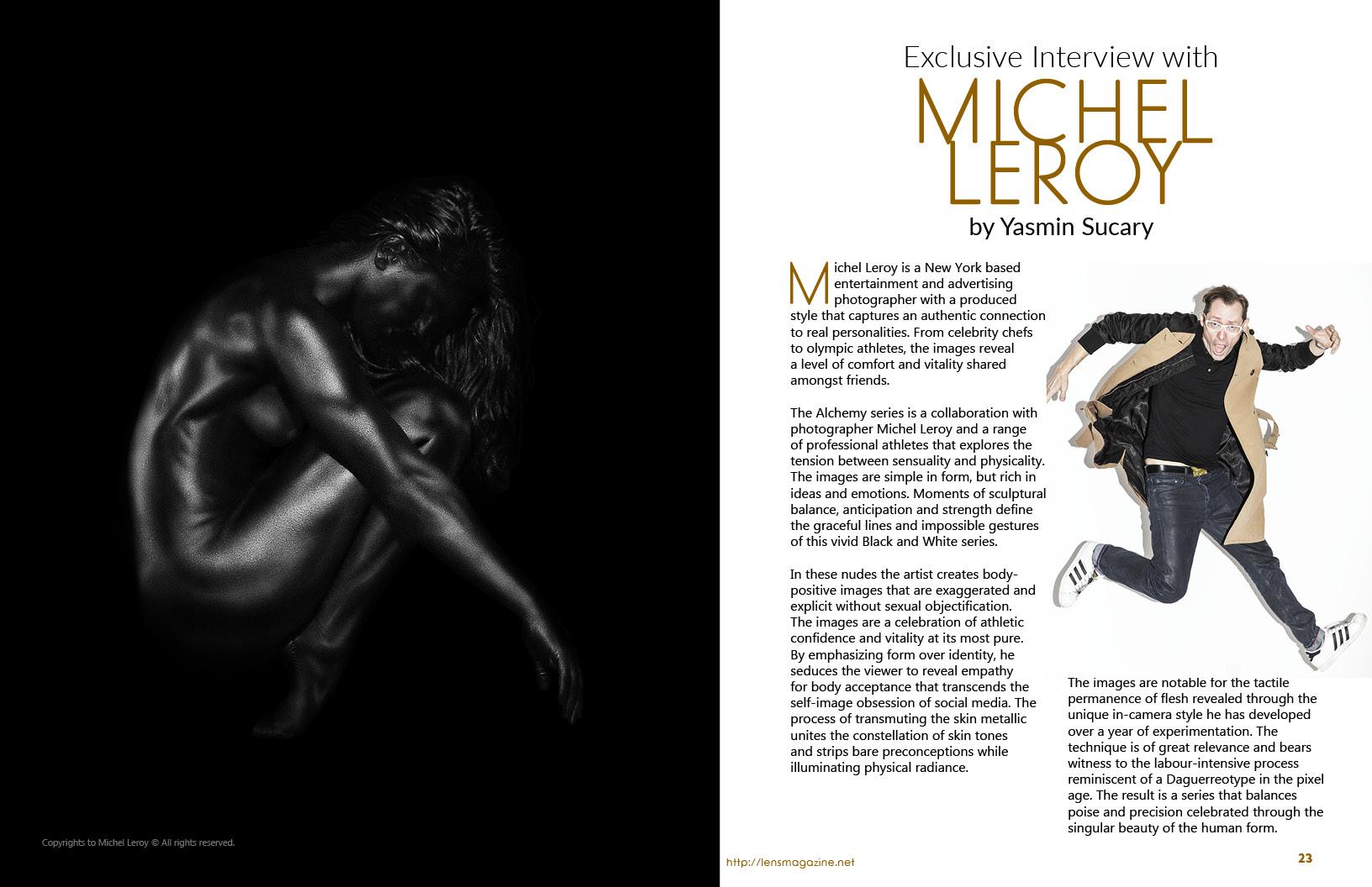 Alchemy By Photographer Michel Leroy