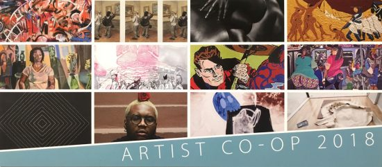 Michel Leroy featured at JCAL Artist Co-Op