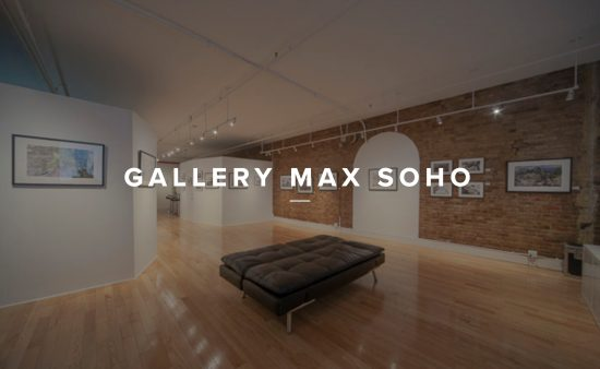 Gallery MAX SoHo Group Exhibition Opening with Michel Leroy