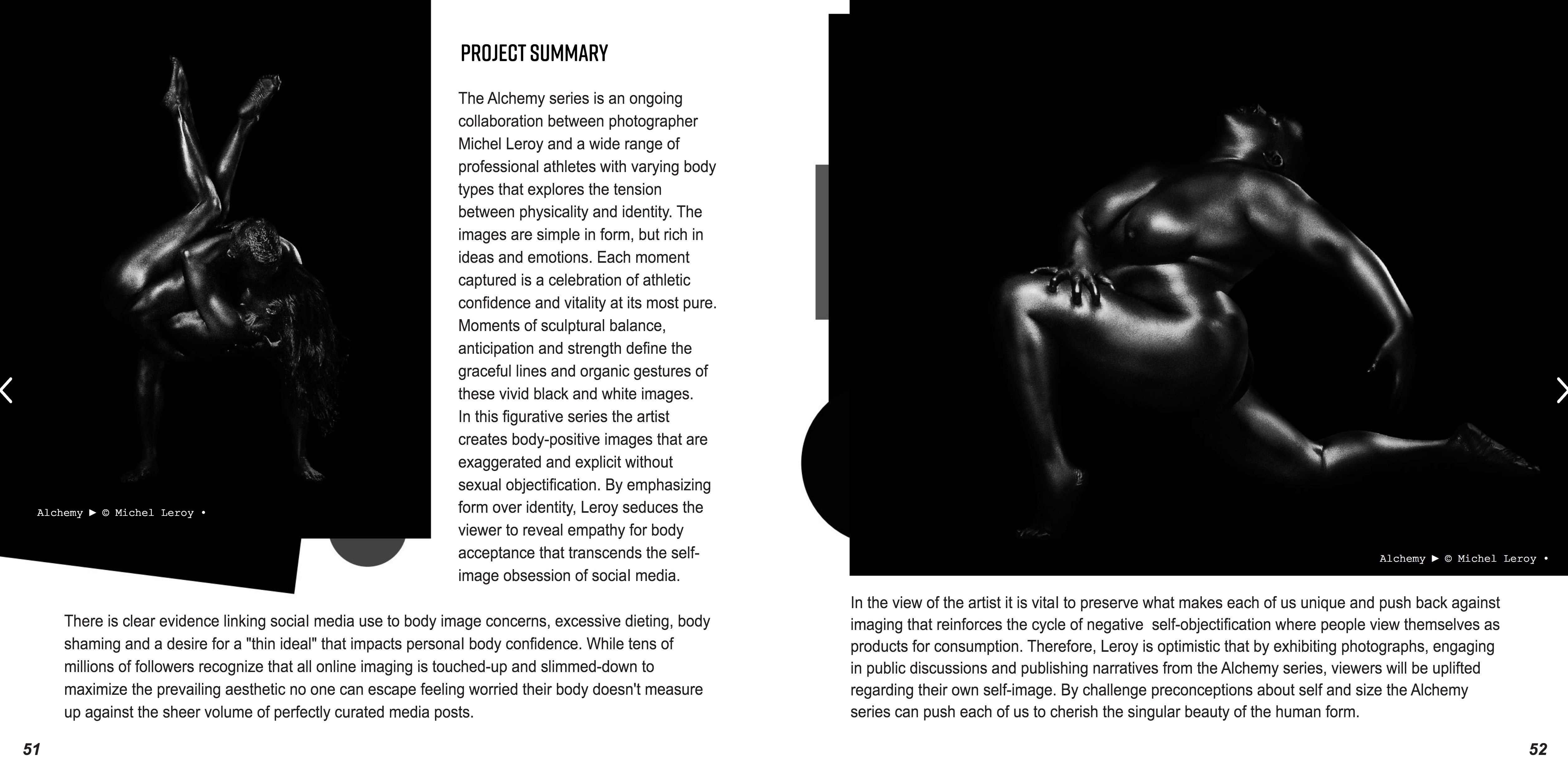 Alchemy Series by Michel Leroy featured in Photographize Magazine