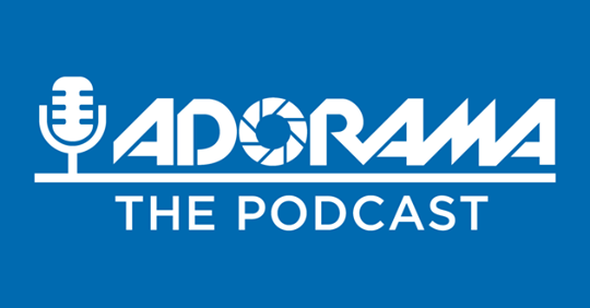 Adorama Podcast with Suzee Skwiot and Michel Leroy