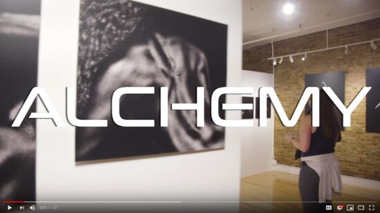 Alchemy exhibition at Gallery Max SoHo