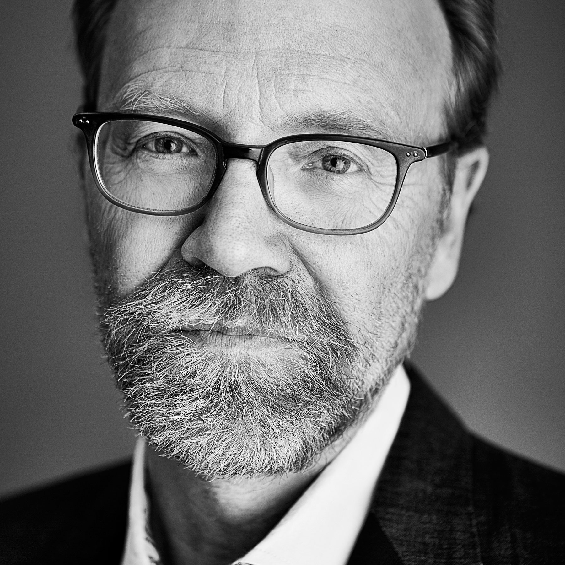 Behind the scenes with Michel Leroy and George Saunders