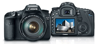 Canon 7D – 1080p Video to the masses