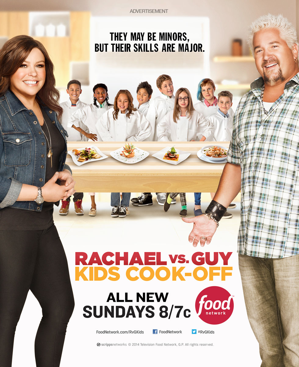 Rachael vs. Guy: Kids Cook-Off Season Two