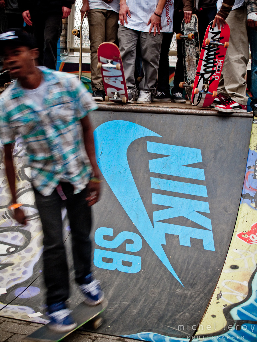 Behind the Scenes – Nike SB