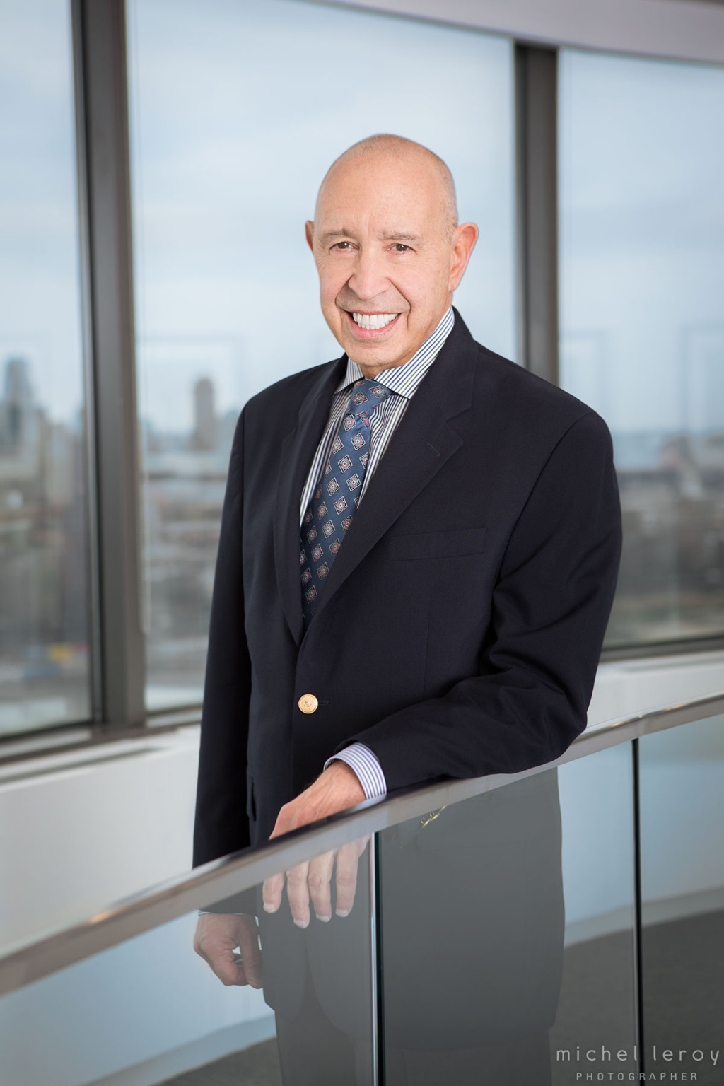 AIG General Counsel Thomas Russo