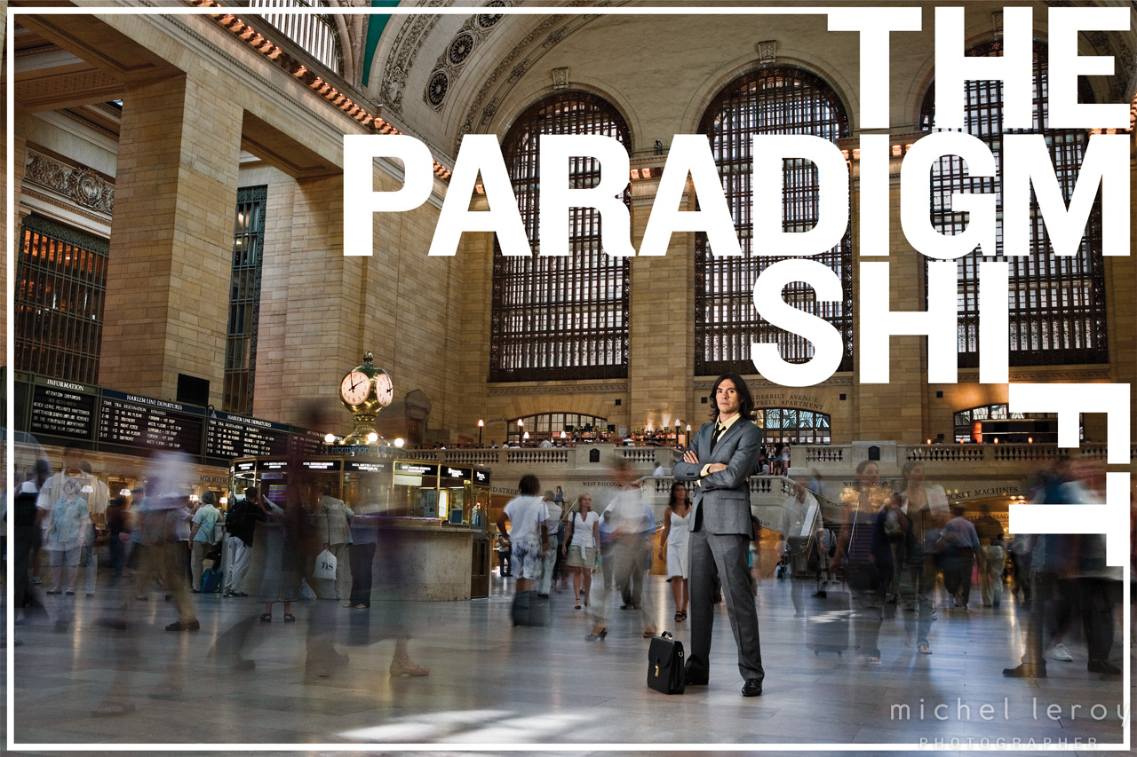 Canadian Actor Feature Story – The New York Paradigm Shift