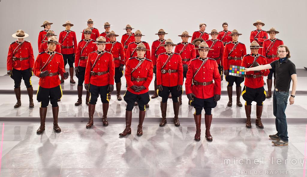 Behind the Scenes Canada