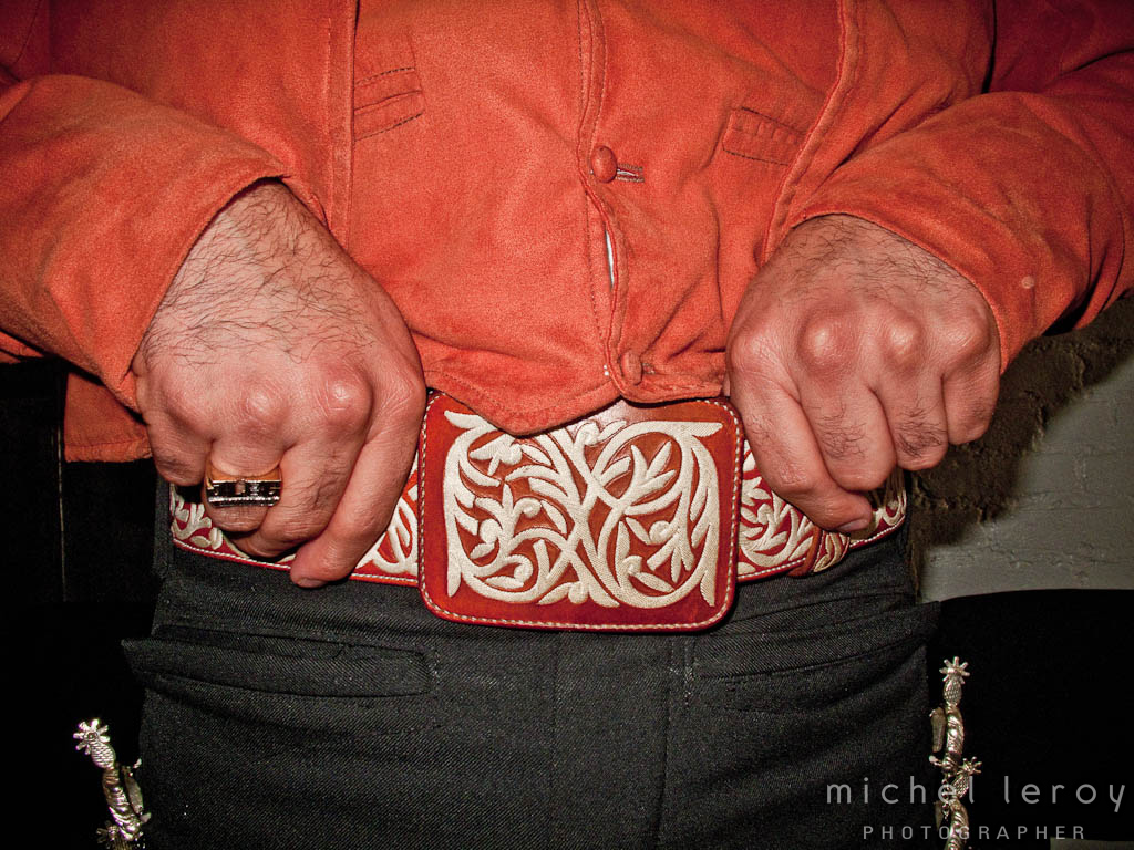 Fashion Update – Mariachi Belt Buckles
