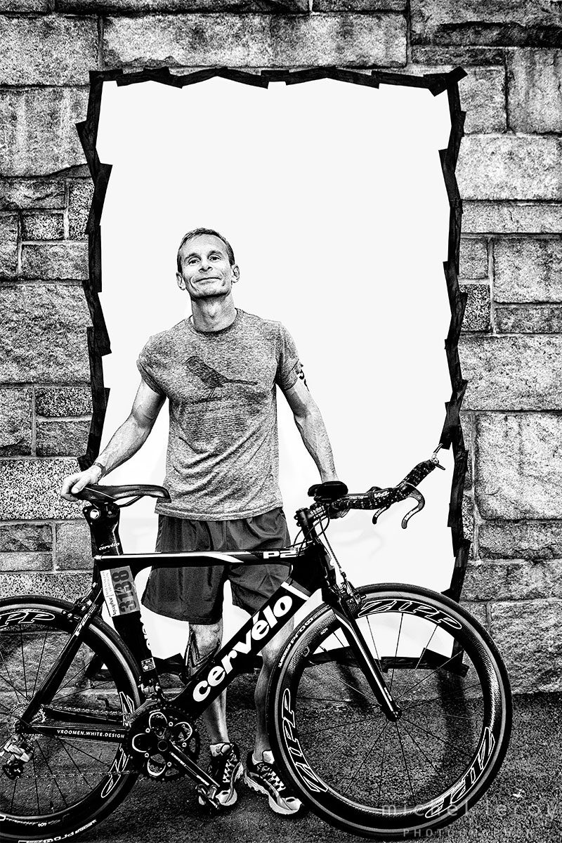 New York City Triathlon Portraits